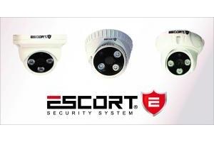 Sơ đồ tương thích camera ip với đầu ghi IP thương hiệu escort